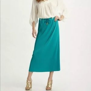 Diane von Furstenberg Chania Midi Pleated Skirt 4